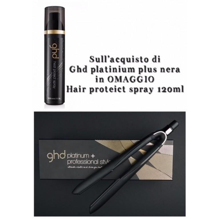 Ghd Platinum Plus Nera Piastra